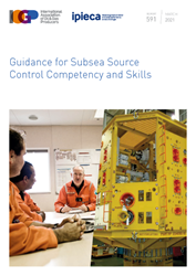 OSRL welcomes the publication of IOGP Report 591 - Guidance for Subsea Source Control Competency and Skills