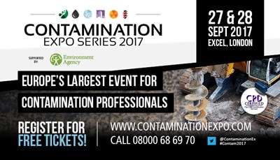 Oil Spill Response Limited is partnering with the Contamination Expo Series 2017