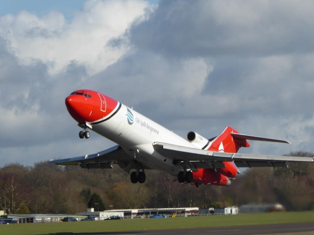 The aircraft, two Boeing 727-SS2F (RE), are now central to OSRL's aerial  dispersant capability and have now been officially launched during this  year's ...