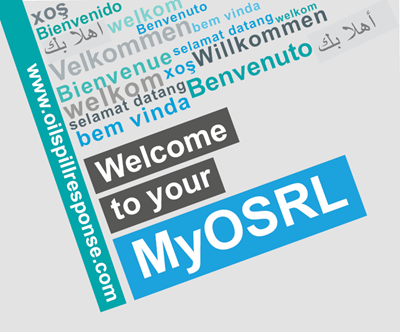 Welcome to your MyOSRL