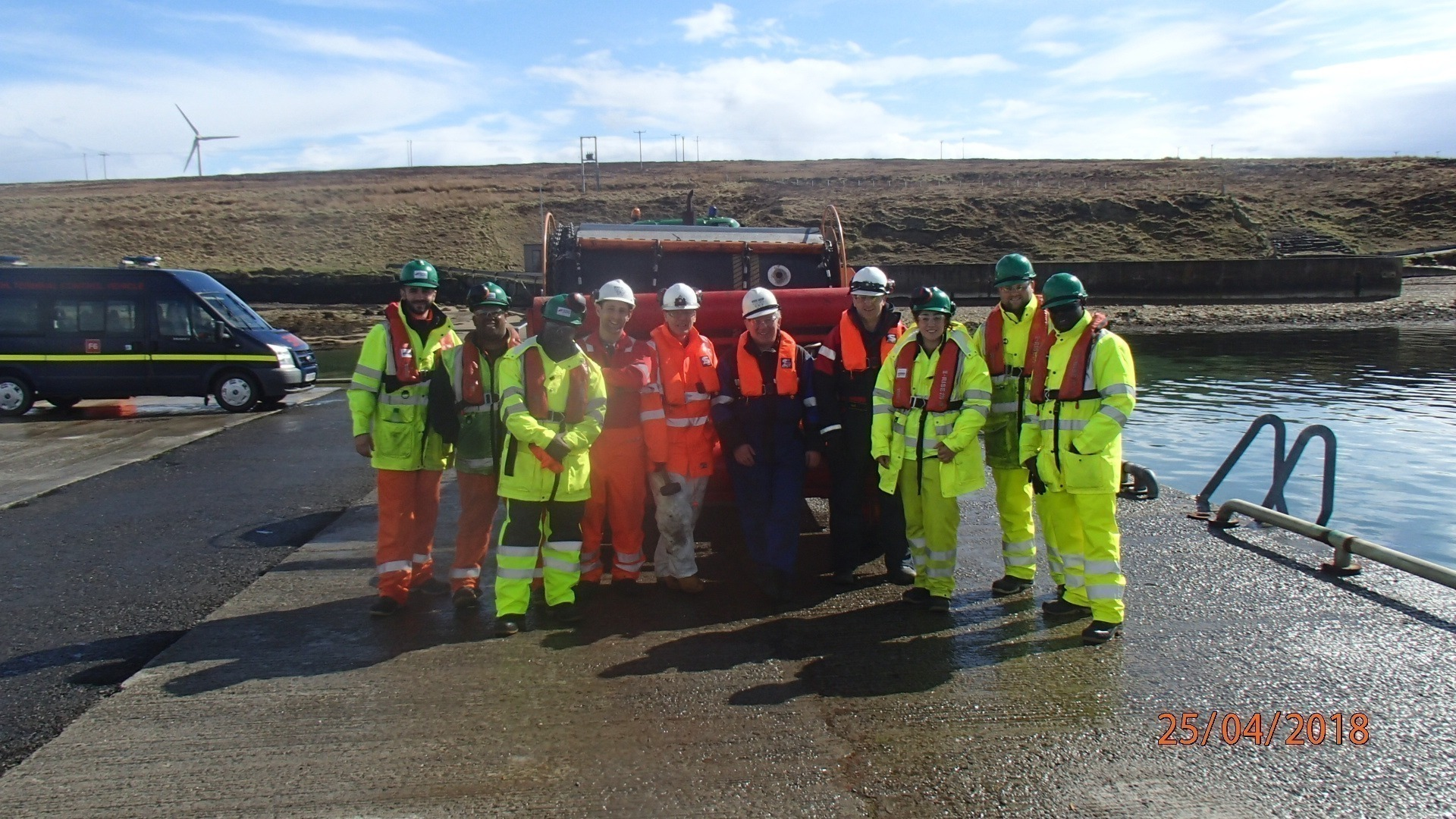 Orkney Island Member Exercise