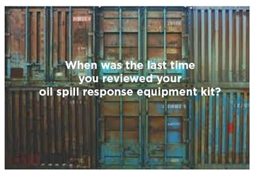 Oil Spill Equipment Kit - A Bliss or Nightmare?