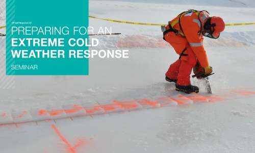 Seminar Recording: Preparing for an Extreme Cold Weather Response