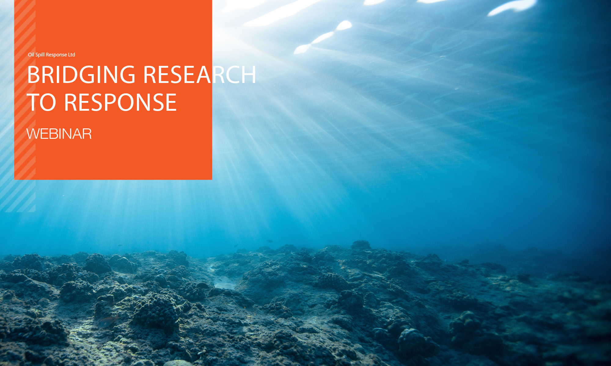 Recorded Webinar:Bridging Research to Response