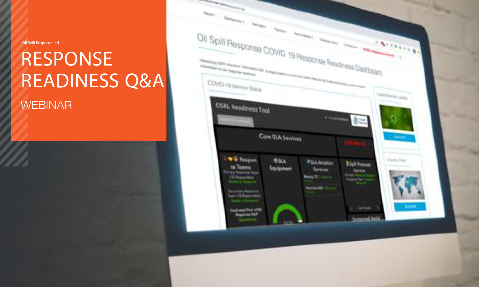 Recorded Webinar: Introducing the Readiness Dashboard