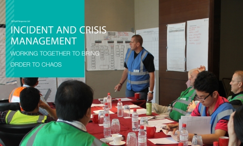 Seminar recording: Crisis and Incident Management