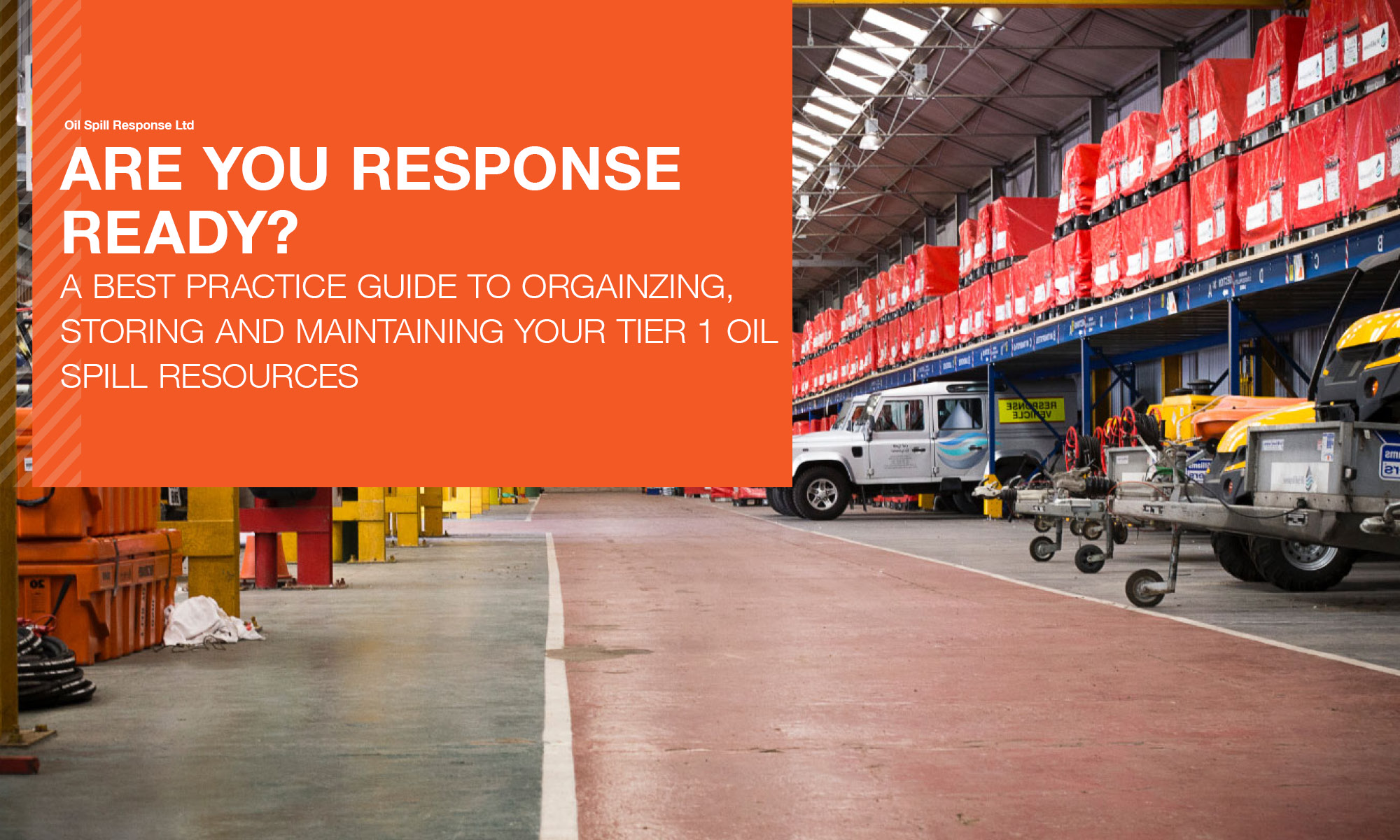 Recorded Webinar: Are You Response Ready? A Guide to Maintaining Tier 1 Equipment