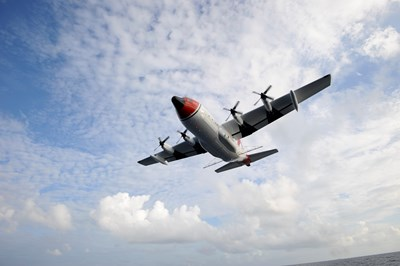 Return of the Hercules C-130A aircraft to Singapore