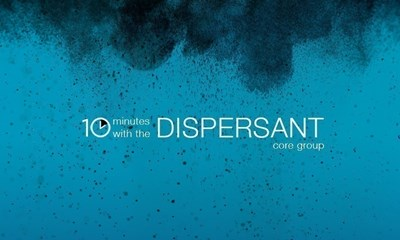 Ten minutes with the Dispersant core group