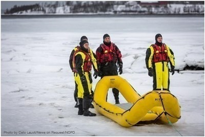 A sneak preview of spill response in cold climates and ice infested waters