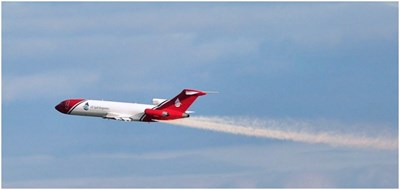 Members' Notice: Boeing 727 Wide Area Aerial Dispersant Service is response ready