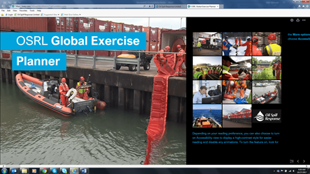 Introducing the OSRL Global Exercise Planner