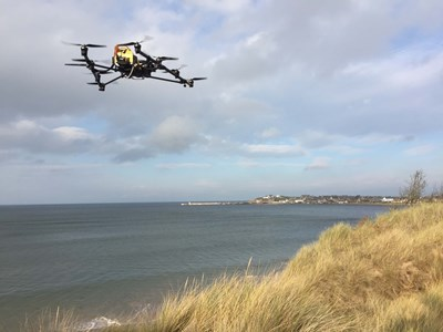 OSRL Announces New Global UAV Service For Members