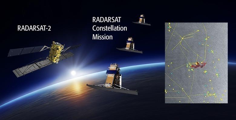 Satellite Imagery At OSRL - Detailed satellite imagery