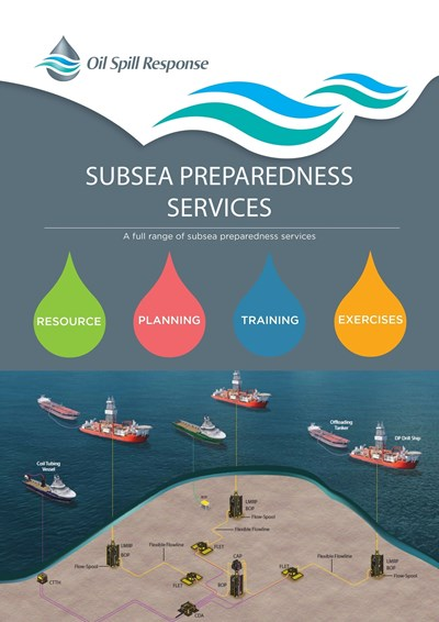 Subsea Preparedness Services Brochure Launch