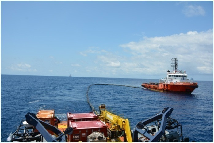 Case Study: Tullow Oil Ghana conduct exercise with OSRL support
