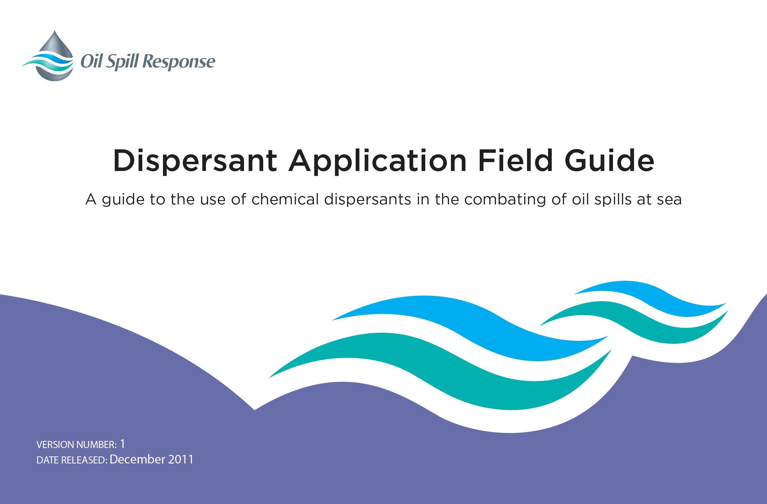 Dispersant Application Field Guide