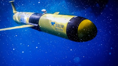 Technical Information Sheet: Autonomous Underwater Vehicle's