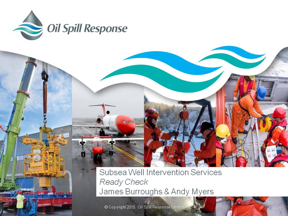 Recorded Webinar: Subsea Well Response Ready Check