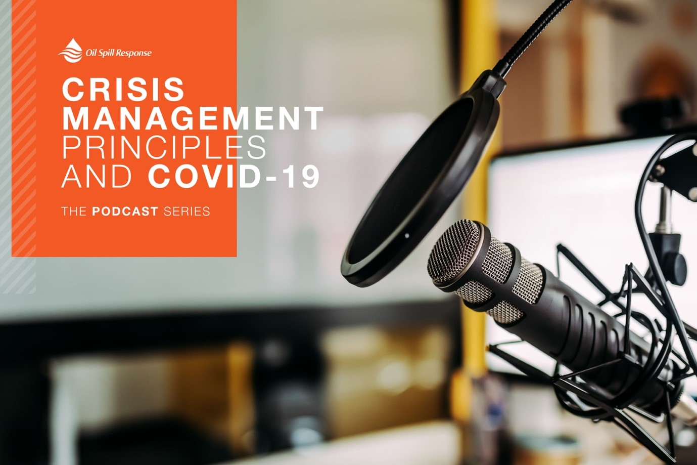 Podcast: Crisis Management Principles and the COVID-19 Crisis