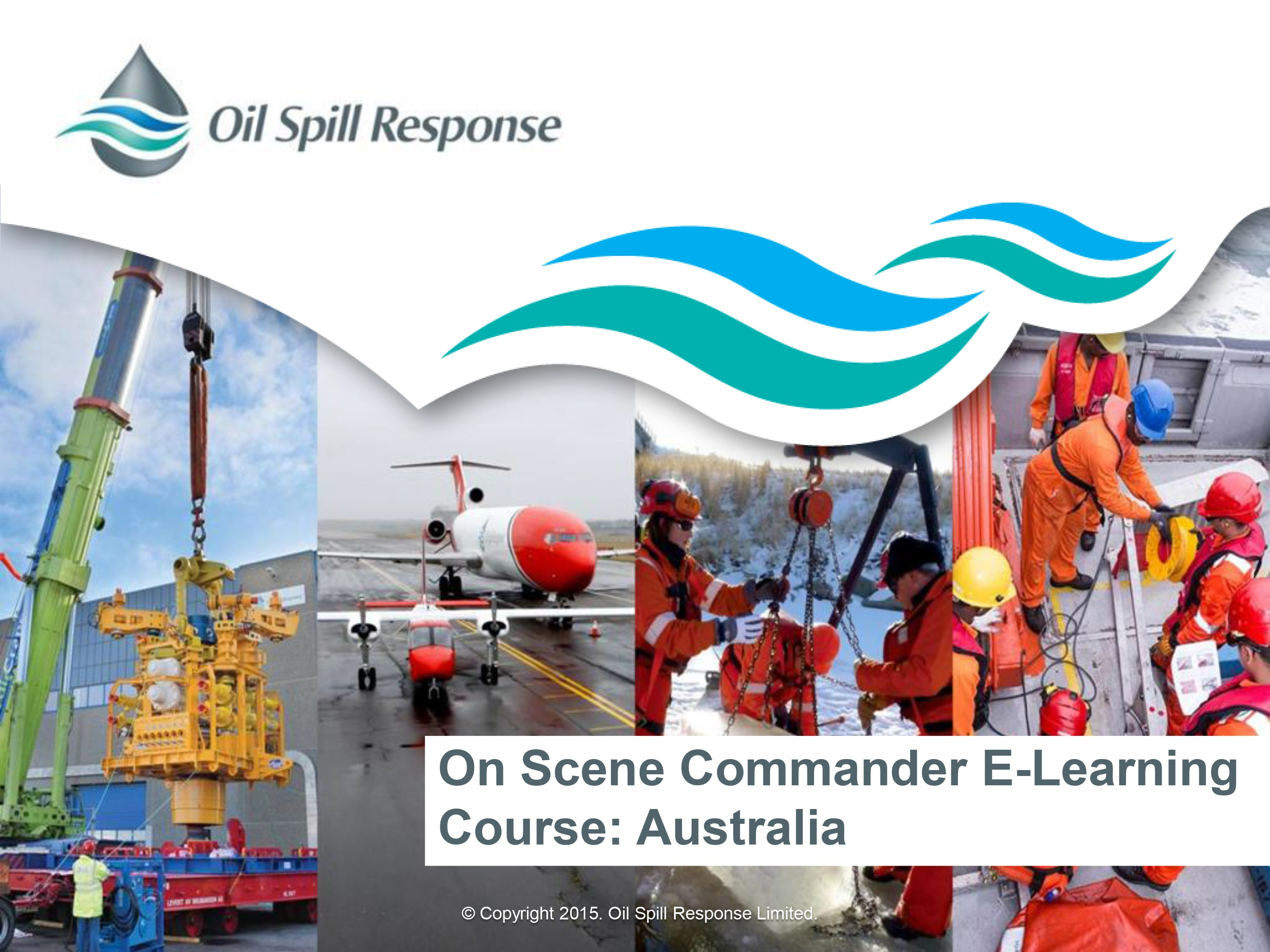 Recorded Webinar: On-Scene Commander (Australia) E-learning Course